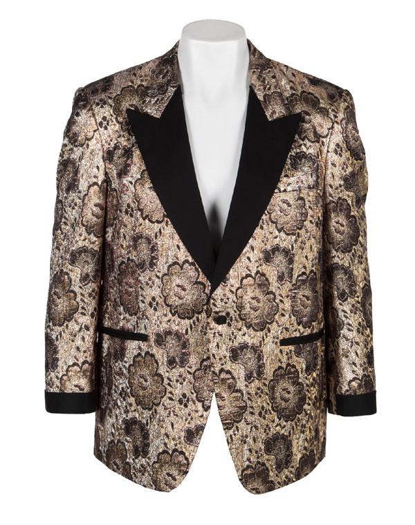 B.B. King Stage worn jacket
