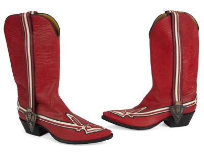 Burt Reynolds Boots