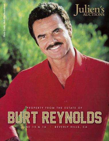 Burt Reynolds Catalogue