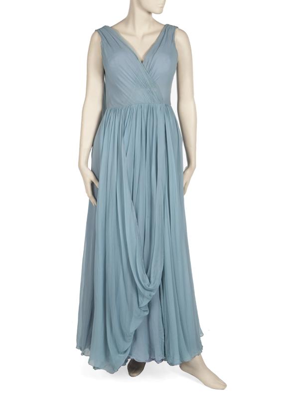 Elizabeth Taylor Edith Head gown