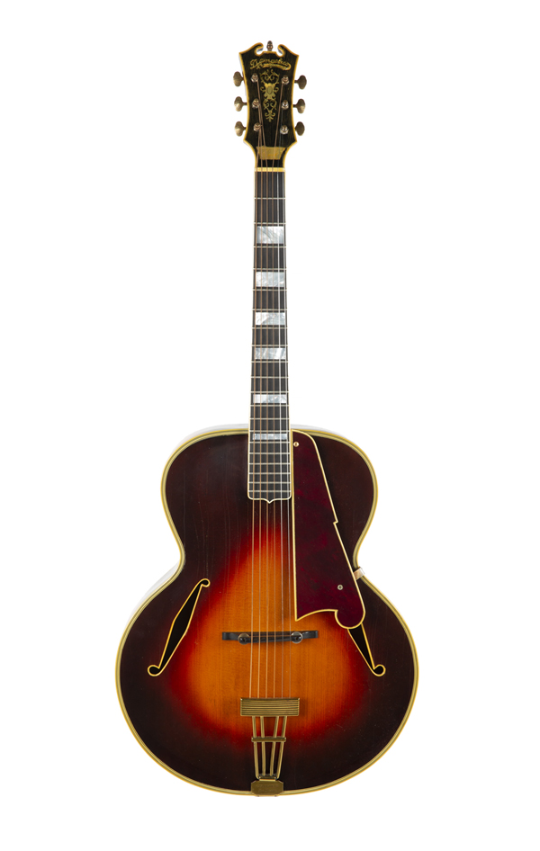 Becker's D'Angelico Guitar