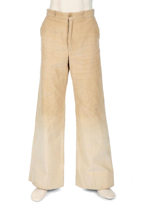 John Lennon worn corduroy trousers