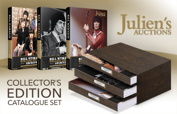 Bill Wyman Collectors Edition
