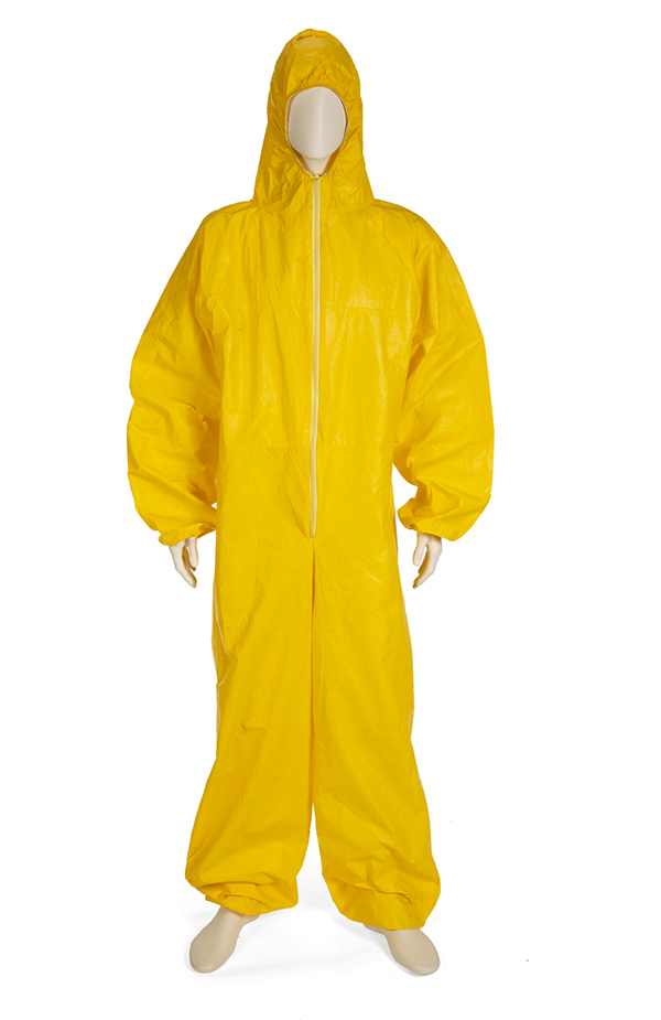 Hazmat Suit worn by Bryan Cranston as Walter White in Breaking Bad
