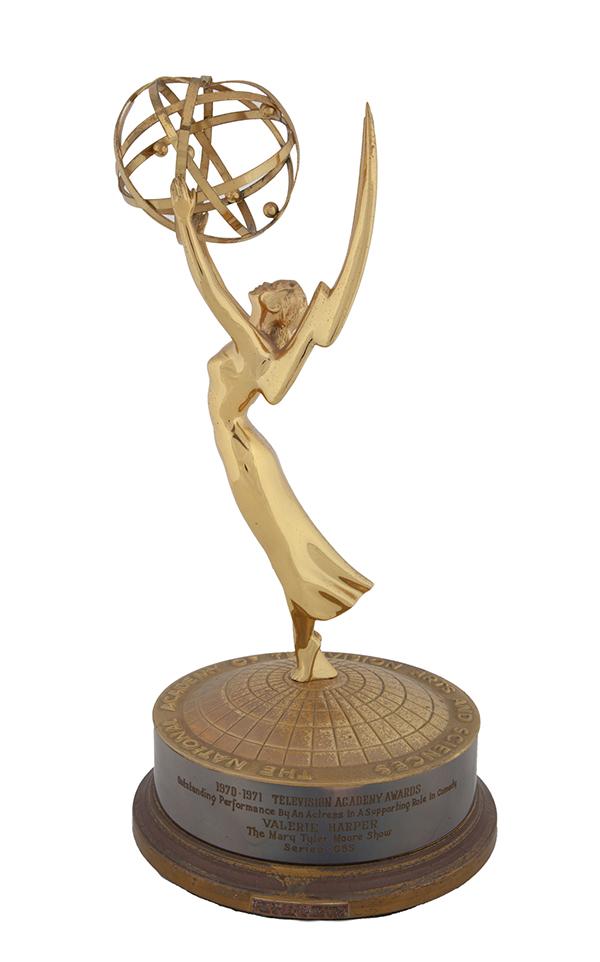 Valerie Harper's Emmy Award