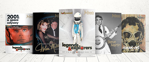 Julien's Auctions - Hollywood: Legends & Explorers