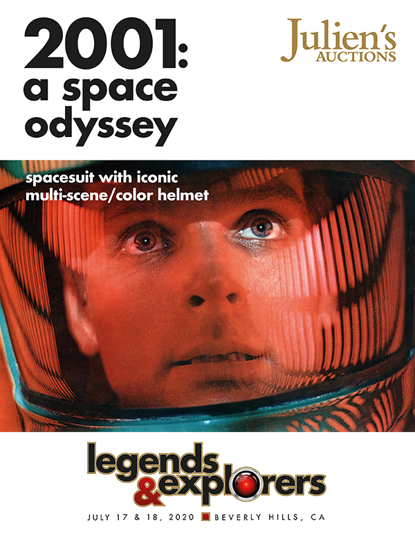 Julien's Auctions - 2001: A Space Odyssey Space Costume