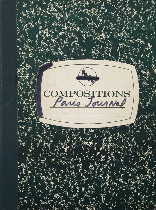 Jim Morrison's Paris Journal