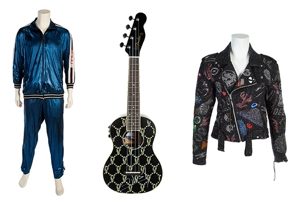 Juliens Auctions Musicares Auction