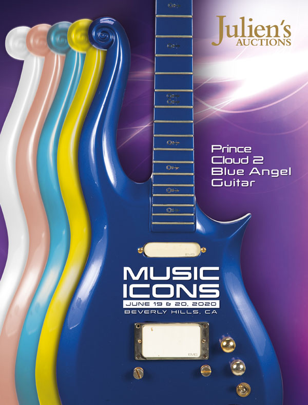 Juliens Auctions - Music Icons Prince Guitar