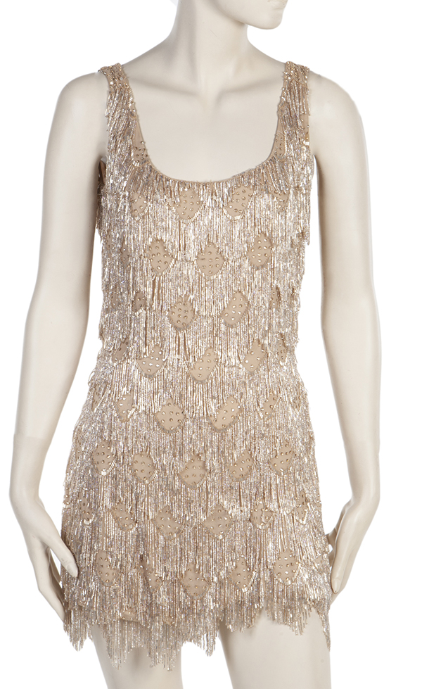Rahm's flapper inspired dress