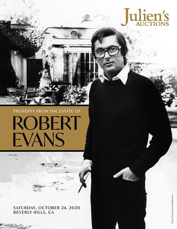 Julien's Auctions Robert Evans Catalogue