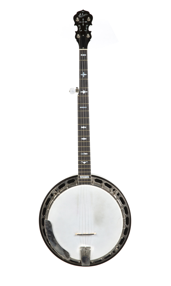 Steve Martin's Gibson banjo gifted by Queen Latifah