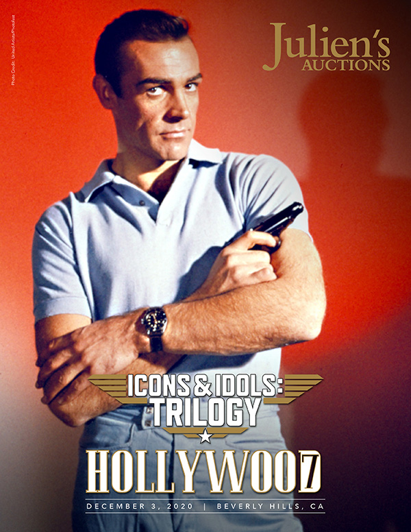 Julien's Auctions - Icons & Idols: Hollywood
