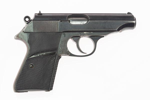 Sean Connery Walther PP Handgun