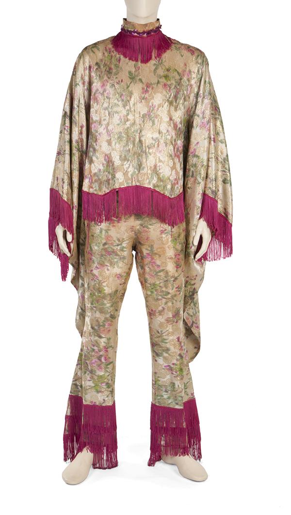 Little Richard costume ensemble
