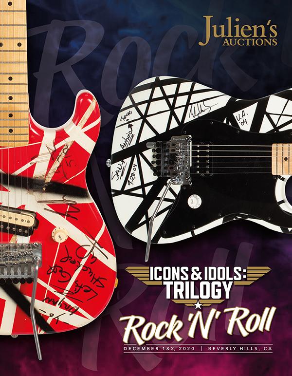 Julien's Auctions - Icons & Idols: Trilogy