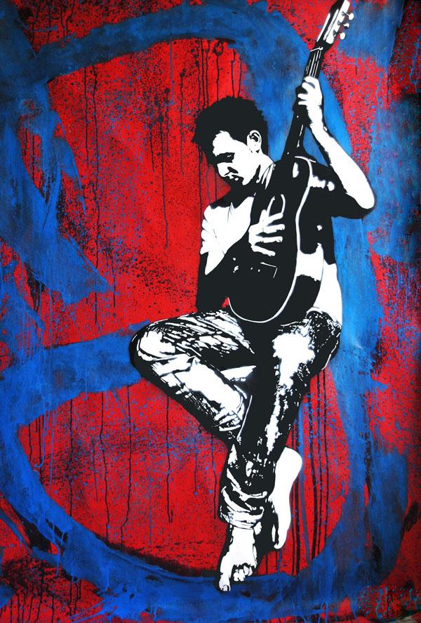 Blek le Rat Music to Live 1