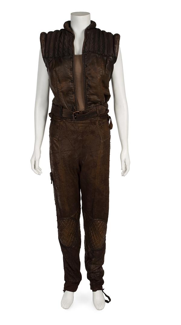costume worn by Sigourney Weaver