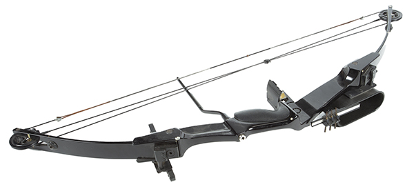archery bow from Rambo: First Blood Part II
