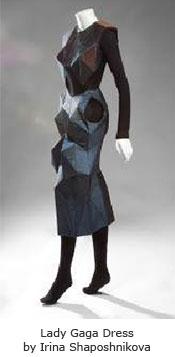 Lady Gaga Dress by Irina Shaposhnikova