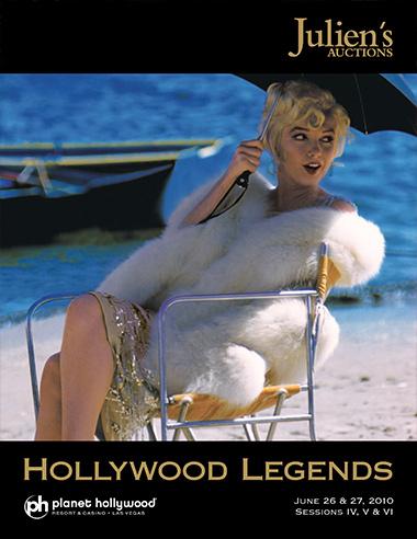 Hollywood Legends Catalog