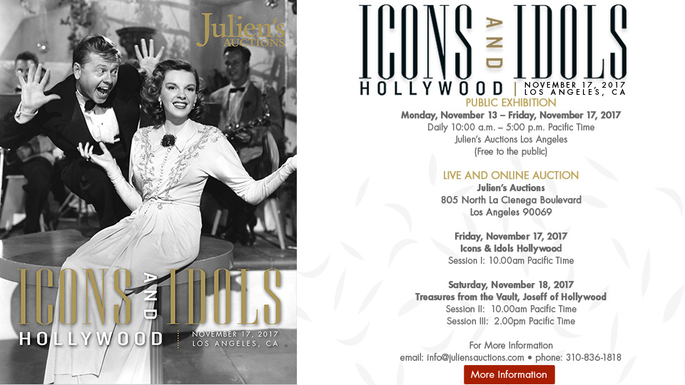 Icons and Idols: Hollywood