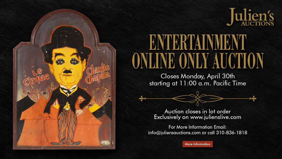Entertainment Online Auction