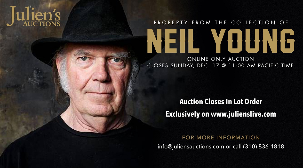 Neil Young Online