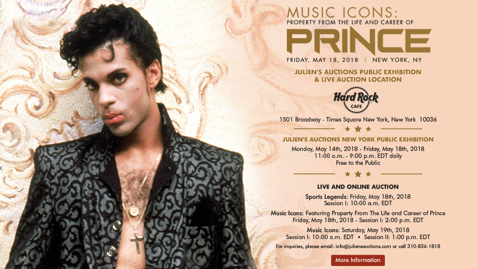 Life and Career of Prince