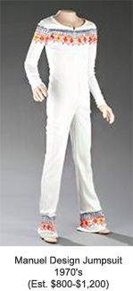 David Cassidy Jumpsuit