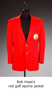 Red Golf Jacket