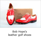 Red Golf Shoes