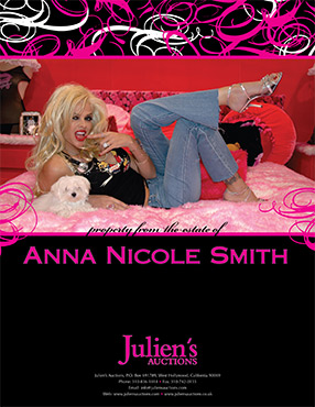 Anna Nicole Smith - Hollywood Legends Catalog