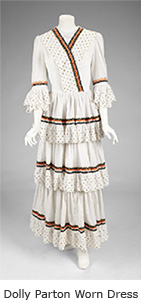 Dolly Parton Worn Dress