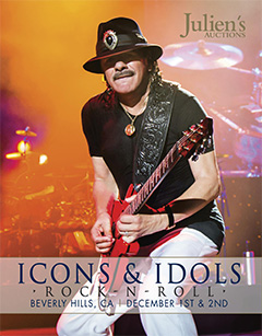 Icons and Idols: Rock Catalog