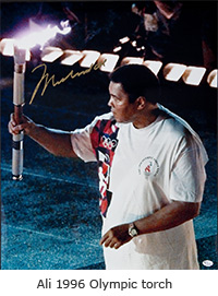 Ali 1996 Olympic Torch