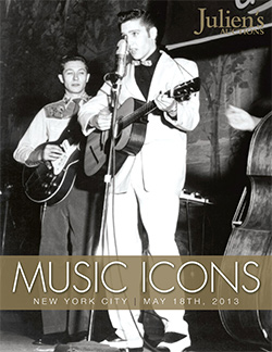 Music Icons Catalog