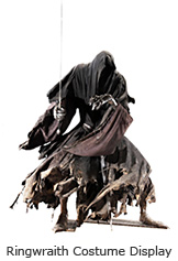 Ringwraith Costume Display