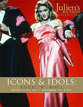 Icons and Idols: Rock 'n Roll Catalog
