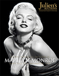Julien's Auctions Marilyn Monroe Catalog