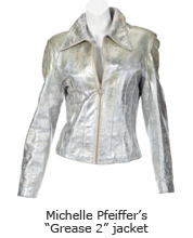 "Michelle Pfeiffer's ""Grease 2"" jacket"