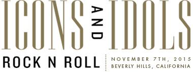 Icons and Idols: Rock Auction logo