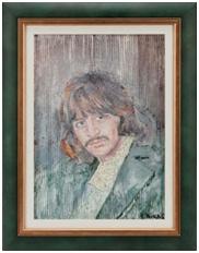 Ringo Starr Portrait