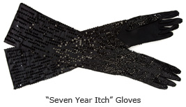 Seven Year Itch Gloves