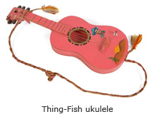 Thing-Fish ukulele
