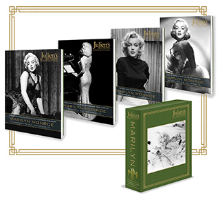 Marilyn Monroe Auction Catalogs Box Set