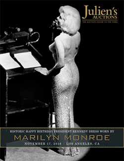 Marilyn Monroe Hapy Birthday Mr. President dress