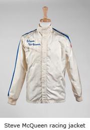 Steve McQueen racing jacket