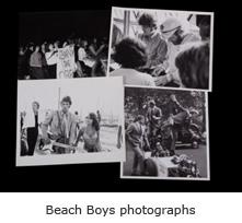 Beach Boys photographs